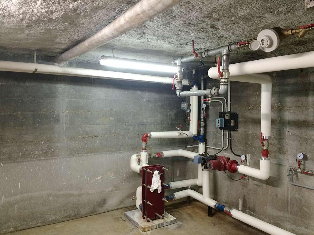 Galerie de photos PVCF - plomberie
