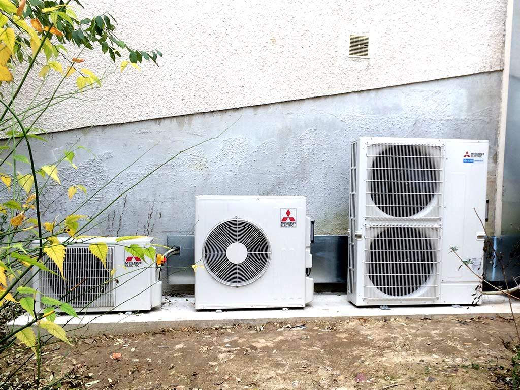 Galerie de photos PVCF - climatisation