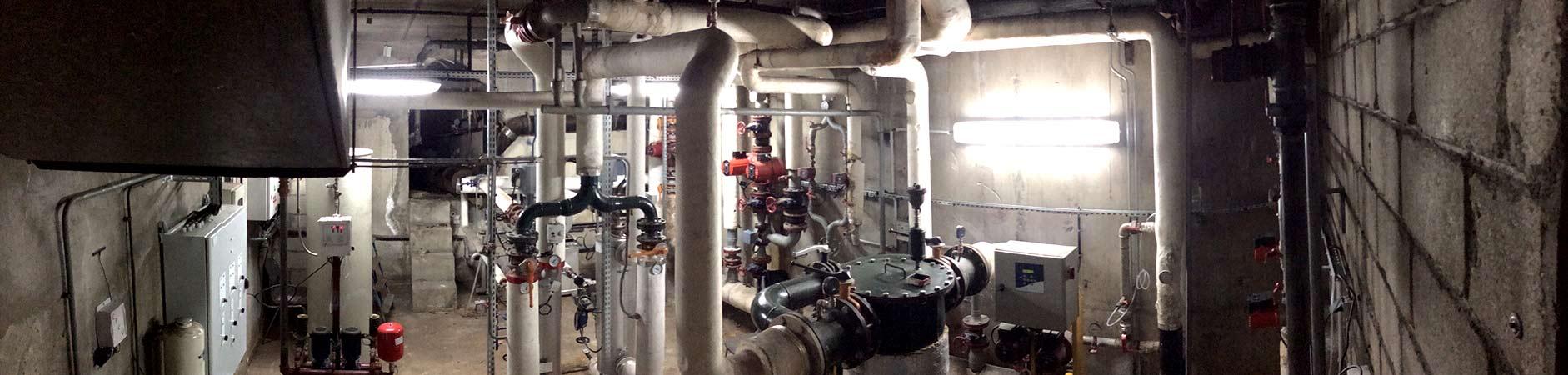 PVCF Maintenance