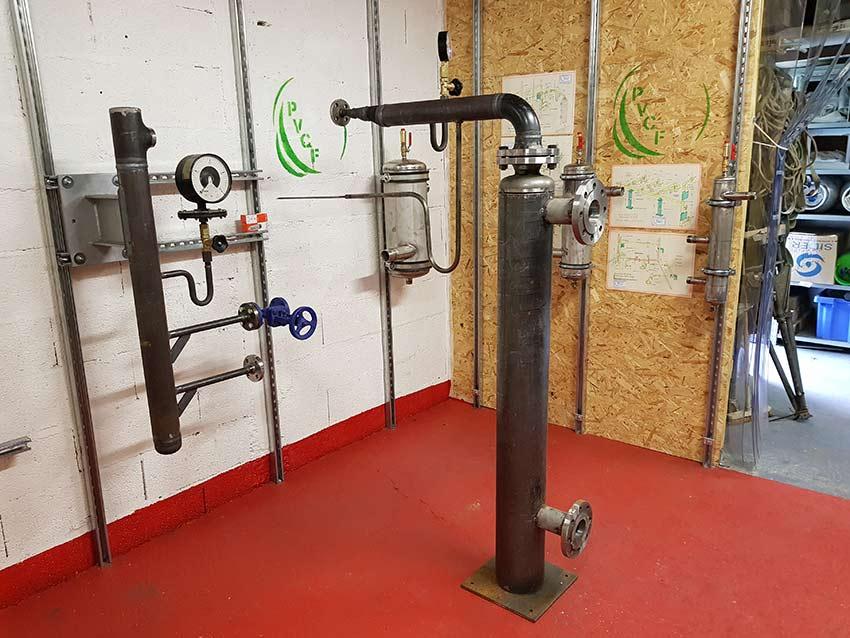 PVCF Préfabrication Atelier