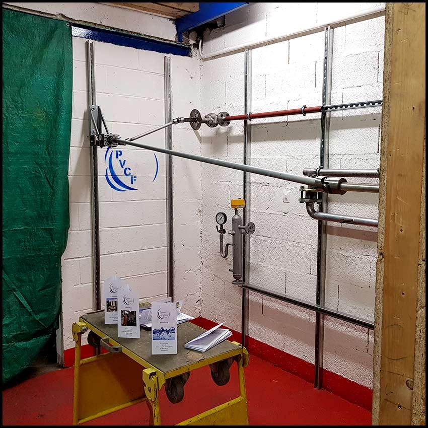 PVCF préfabrication - Atelier